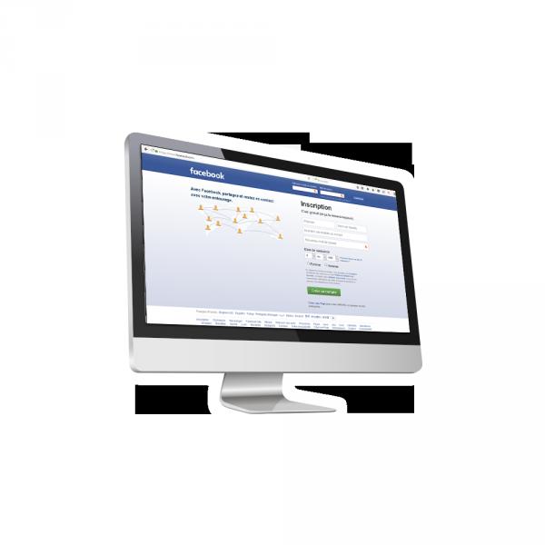 Facebook (Pack création)